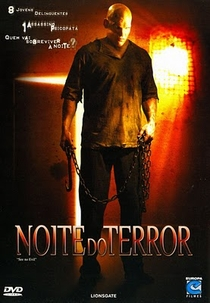 Noite do Terror - Poster / Capa / Cartaz - Oficial 2