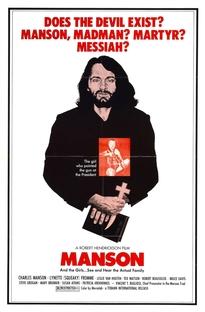 Manson - Poster / Capa / Cartaz - Oficial 1