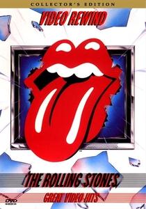 Rolling Stones - Video Rewind - Poster / Capa / Cartaz - Oficial 1