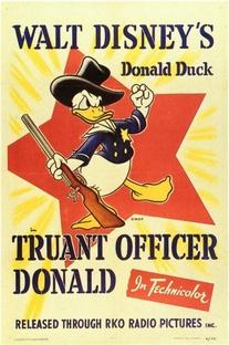 Truant Officer Donald - Poster / Capa / Cartaz - Oficial 1