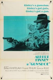 Gumshoe, Detetive Particular  - Poster / Capa / Cartaz - Oficial 1