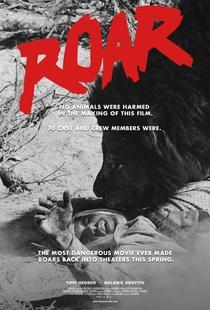 Roar - Poster / Capa / Cartaz - Oficial 6