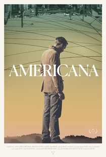Americana - Poster / Capa / Cartaz - Oficial 1