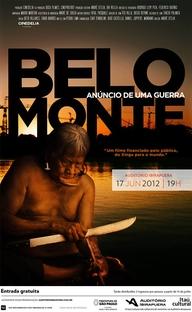 Belo Monte, Anúncio de uma Guerra - Poster / Capa / Cartaz - Oficial 1