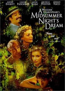 Sonho de Uma Noite de Verão - Poster / Capa / Cartaz - Oficial 1