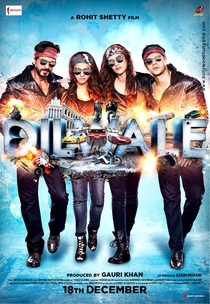 Dilwale - Poster / Capa / Cartaz - Oficial 2