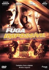 Fuga Impossível - Poster / Capa / Cartaz - Oficial 1