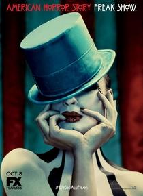 American Horror Story: Freak Show (4ª Temporada) - Poster / Capa / Cartaz - Oficial 3