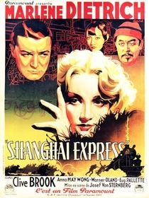 O Expresso de Xangai - Poster / Capa / Cartaz - Oficial 2