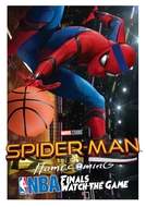 Homem-Aranha: De Volta ao Lar - Finais da NBA (Spider-Man: Homecoming, NBA Finals: Watch the Game)