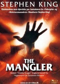 Mangler - O Grito do Terror - Poster / Capa / Cartaz - Oficial 4