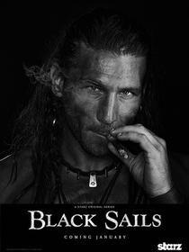 Black Sails (1ª Temporada) - Poster / Capa / Cartaz - Oficial 4
