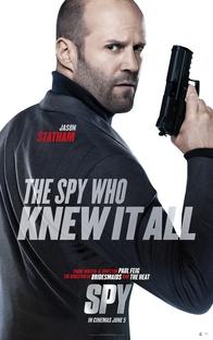 A Espiã Que Sabia de Menos - Poster / Capa / Cartaz - Oficial 8
