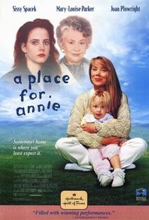 Um Lugar Para Annie - Poster / Capa / Cartaz - Oficial 1