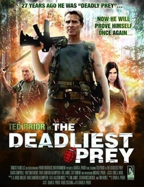 The Deadliest Prey - Poster / Capa / Cartaz - Oficial 2