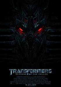 Transformers: A Vingança dos Derrotados - Poster / Capa / Cartaz - Oficial 1