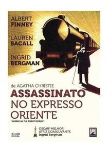 Assassinato no Expresso Oriente - Poster / Capa / Cartaz - Oficial 4