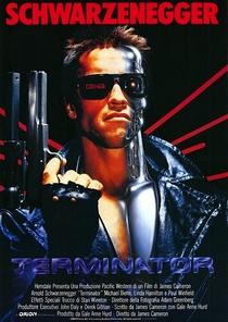 O Exterminador do Futuro - Poster / Capa / Cartaz - Oficial 4