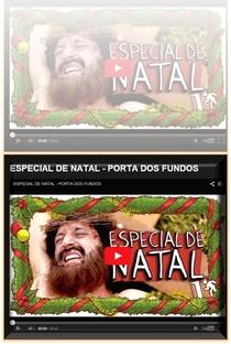 Porta dos Fundos: Especial de Natal - Poster / Capa / Cartaz - Oficial 2
