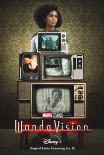 WandaVision - Poster / Capa / Cartaz - Oficial 8