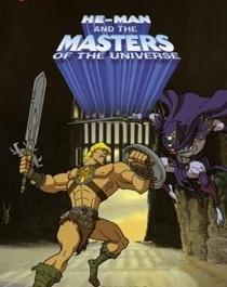 He-Man e os Mestres do Universo - Poster / Capa / Cartaz - Oficial 1
