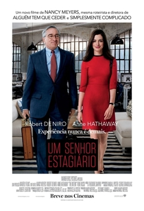 Um Senhor Estagiário - Poster / Capa / Cartaz - Oficial 3