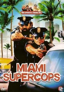 Os Dois Super-Tiras em Miami - Poster / Capa / Cartaz - Oficial 1