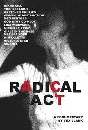 Radical Act - Poster / Capa / Cartaz - Oficial 1