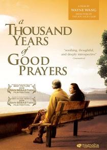 Mil Anos de Orações - Poster / Capa / Cartaz - Oficial 1