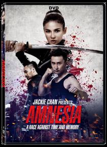 Amnesia - Poster / Capa / Cartaz - Oficial 2