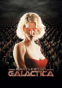 Battlestar Galactica (4ª Temporada) - Poster / Capa / Cartaz - Oficial 8