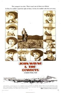 Os Cowboys - Poster / Capa / Cartaz - Oficial 2
