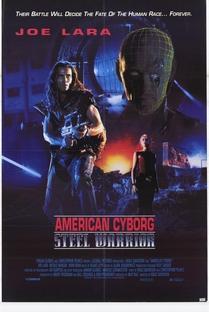 American Cyborg - O Exterminador de Aço - Poster / Capa / Cartaz - Oficial 1