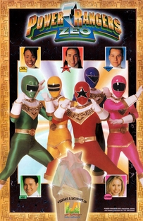 Power Rangers: Zeo - Poster / Capa / Cartaz - Oficial 1