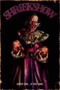 Shriekshow - Poster / Capa / Cartaz - Oficial 2