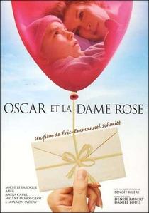 Oscar e a senhora Rosa - Poster / Capa / Cartaz - Oficial 1