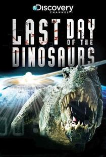 O Último Dia dos Dinossauros - Poster / Capa / Cartaz - Oficial 1