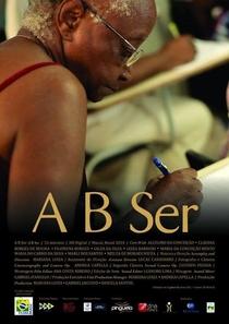 A B Ser - Poster / Capa / Cartaz - Oficial 1