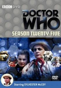 Doctor Who (25ª Temporada) - Série Clássica - Poster / Capa / Cartaz - Oficial 1