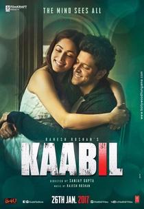 Kaabil - Poster / Capa / Cartaz - Oficial 2