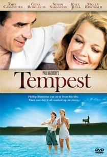 A Tempestade - Poster / Capa / Cartaz - Oficial 1