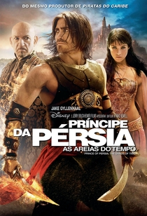 Príncipe da Pérsia: As Areias do Tempo - Poster / Capa / Cartaz - Oficial 1