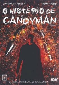 O Mistério De Candyman - Poster / Capa / Cartaz - Oficial 5