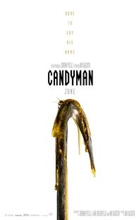 A Lenda de Candyman - Poster / Capa / Cartaz - Oficial 1