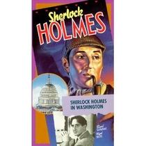 Sherlock Holmes Em Washington - Poster / Capa / Cartaz - Oficial 5