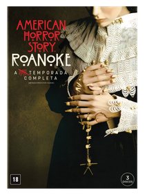 American Horror Story: Roanoke (6ª Temporada) - Poster / Capa / Cartaz - Oficial 12