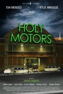 Holy Motors - Poster / Capa / Cartaz - Oficial 7