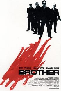 Brother - A Máfia Japonesa Yakuza em Los Angeles - Poster / Capa / Cartaz - Oficial 6