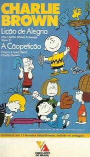 Charlie Brown - A Cãopetição - Poster / Capa / Cartaz - Oficial 2
