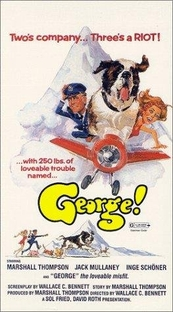 George - O Cão Trapalhão - Poster / Capa / Cartaz - Oficial 1